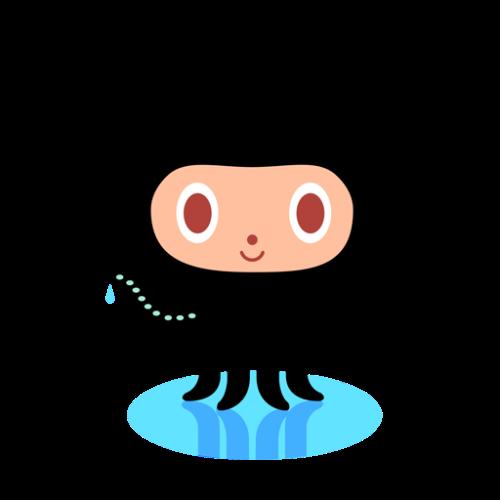 Kedi görünümli sevimli ahtopot 'Git'